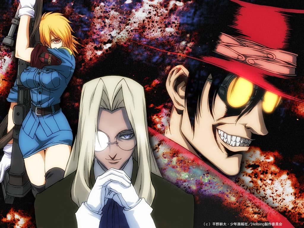 Manga y Anime [Noticias] Hellsing